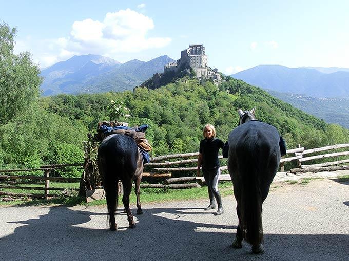 4 giorni in Bassa Val di Susa: davanti alla Sacra di San Michele