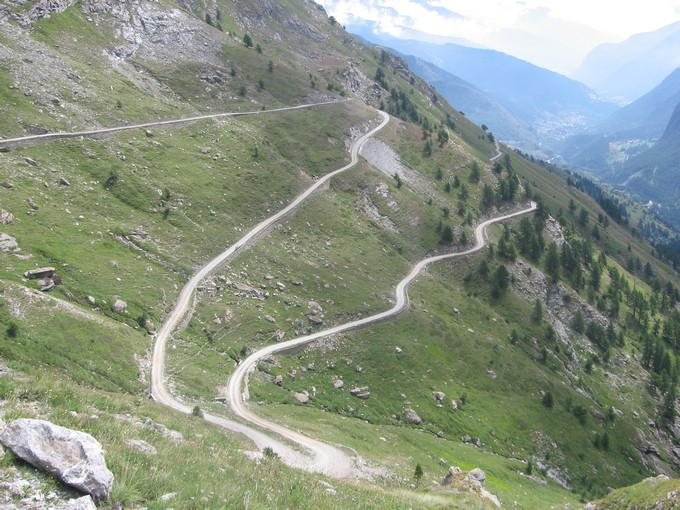 Alta via dell'Assietta